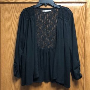 Maurices cardigan XL